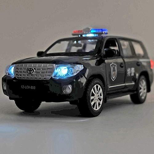 Mufeal de los niños de coches de juguete del coche policía Mini...
