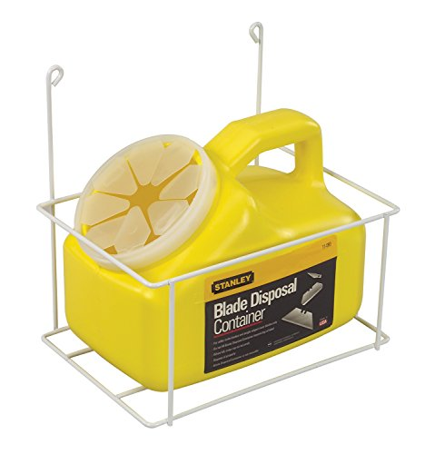 Stanley Hand Tools 11-081 Blade Disposal Container