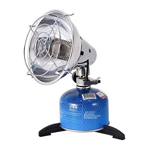 Dream-cool Gas Camping Heizungen für Zelte - Outdoor Camping tragbare kleine Gaslampe Heizung, elektronische Zündheizung für den Winter Outdoor-Aktivitäten Angeln und Camping