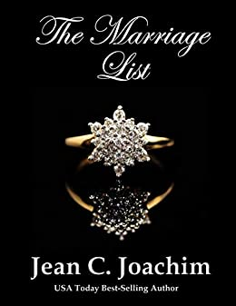 The Marriage List (New York Nights Book 1) by [Jean Joachim]