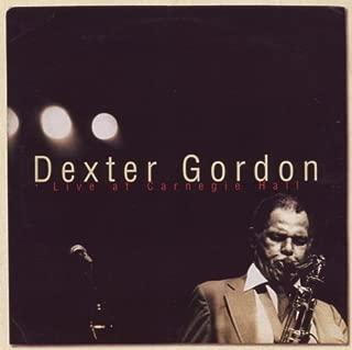 Dexter Gordon - Live At Carnegie Hal L Original Columbia Jazz Classics
