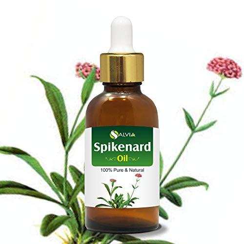 Fantastic Deal! Spikenard (NARDOSTACHYS JATAMANSI) Essential Oil 100% Natural Pure Oil (15ml with Dr...
