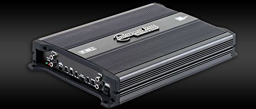 Read About American Bass Usa GT 900.2 900W 2-Channel AB Car Amplifier