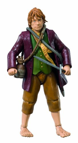 The Hobbit - BD16031 - Figurine Bilbo x 1 - 15 cm