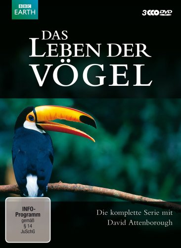 Das Leben der Vögel [3 DVDs]