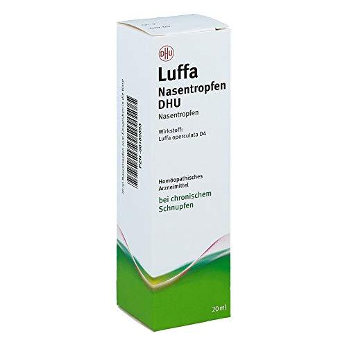DHU Luffa Nasentropfen, 20 ml Lösung