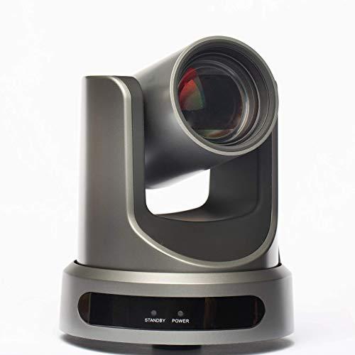 Professionelle PTZ-Kamera 1080p Full HD (2. Generation), optischer Zoom 12 x SDI HDMI IP ...