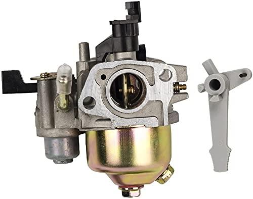 SYCEZHIJIA Piezas de Repuesto para cortacésped Reemplace el carburador para el Puerto Freight Greyhound 196CC 6.5HP Lifean Gas Motor - 66014 66015 Carb Accesorios para cortacésped