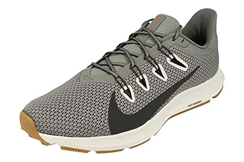 Nike Quest 2 Uomo Running Trainers CI3787 Sneakers Scarpe (UK 12 US 13 EU 47.5, Smoke Grey 009)