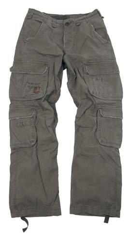 Tucuman AVENTURA - broek met meerdere zakken Defense