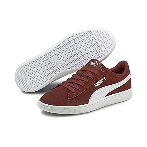 PUMA Vikky V2, Zapatillas Mujer, Rojo Intenso, 36 EU