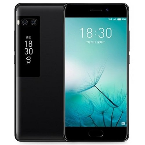 "Meizu Pro 7 Dual SIM 4G 64GB Black - smartphones (13.2 cm (5.2""), 64 GB, 12 MP, Android, 7.0, Black)"