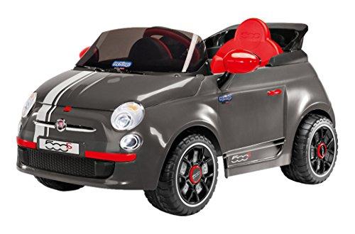 Peg Perego Fiat Auto a Batteria, Colore Grigio,...