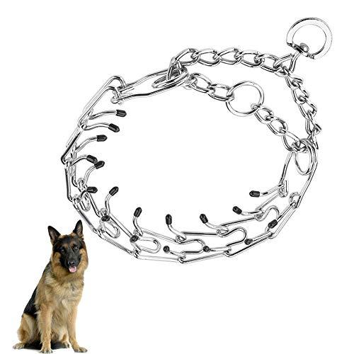 MUYUWENHUA Effective Pinch Dog Training Collar With Comfort Tips Safe...