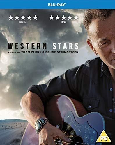 Western Stars [Bruce Springsteen] [Blu-ray] [2019] [Region Free]