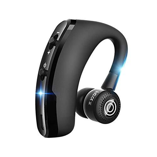 Non-brand Auriculares Bluetooth V9 V4.0, 10 Horas HD Talktime CVC6.0 Cancelación de Ruido, Auricular Bluetooth Manos Libres para iPhone Android conducción de