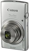 Canon PowerShot ELPH 180 Digital Camera w/Image...