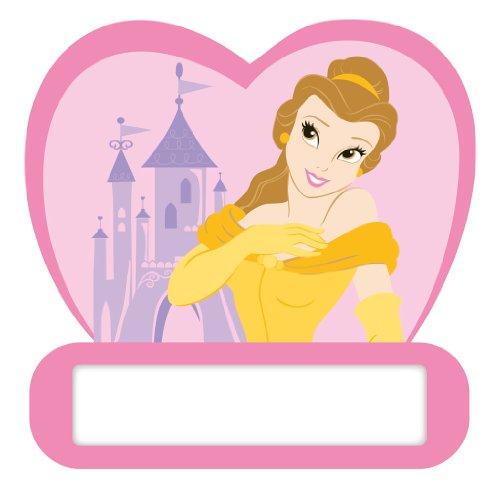 Decofun 48312 Princess - schuim deur naam Plate