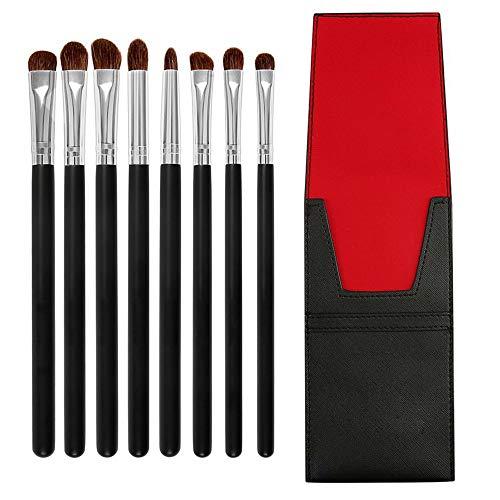 GBY Lot de 10 pinceaux de maquillage professionnel pour ombres à paupières