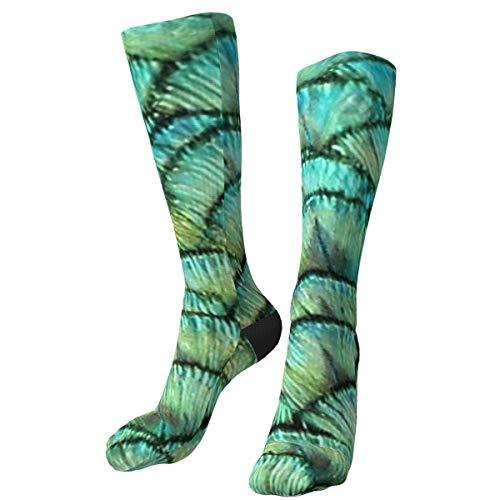 hdyefe - American Football-Socken für Mädchen in Multi, Größe Einheitsgröße