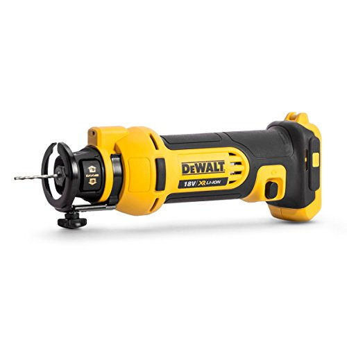 Dewalt DCS551N DCS551NT XR Li-Ion Cordless Drywall Cut-Out Tool 18 Volt Bare Unit, 1050 W, 18 V