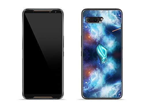etuo Hülle für Asus ROG Phone 2 - Hülle Fantastic Hülle - Kosmos Handyhülle Schutzhülle Etui Hülle Cover Tasche für Handy