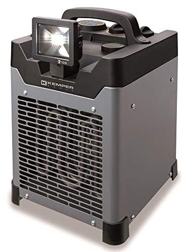 K KEMPER GROUP Elettrico generatore Aria Calda, Grigio, Media
