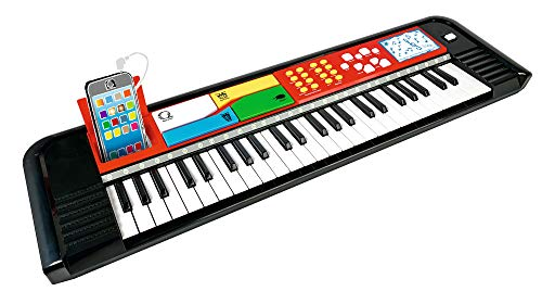 Simba 106837079 - My Music World Keyboard 69 cm