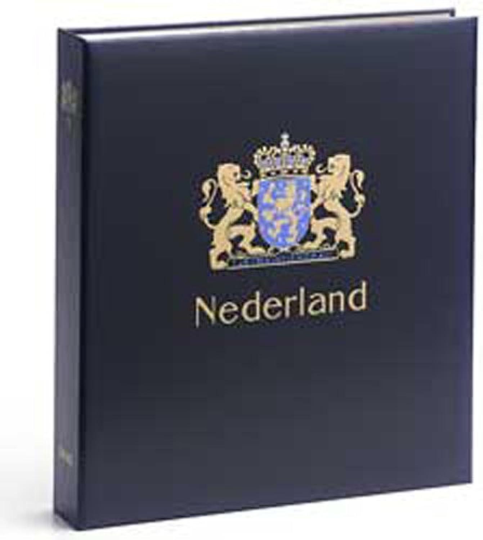 DAVO 432 Luxus Briefmarken-Album Nederl. Bltter II 2007-2012