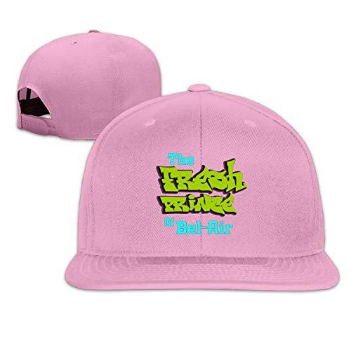Adjustable Unisex Baseball Cap Fashion Style Hat Cotton Denim Cap The Fresh Prince of Bel-Air Baseball Cap Pink