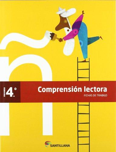 FICHAS COMPRENSION LECTORA 4 PRIMARIA - 9788468011998