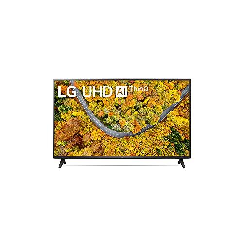 2021 Smart TV LG 55' 4K UHD 55UP7550 WiFi Bluetooth HDR Inteligência Artificial ThinQAI Smart Magic Google Alexa