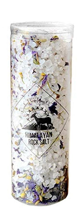ヒマラヤ岩塩 バスソルト ホワイト ハーブ&スパ 300g(10回分)