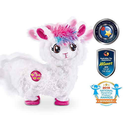 Pets Alive Boppi The Booty Shakin Llama Battery-Powered Dancing Robotic Toy by Zuru JungleDealsBlog.com