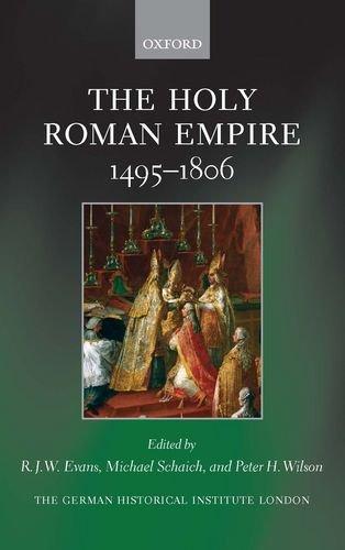 The Holy Roman Empire, 1495-1806
