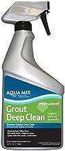 Aqua Mix 24-Ounce Grout Deep Clean Spray Bottle