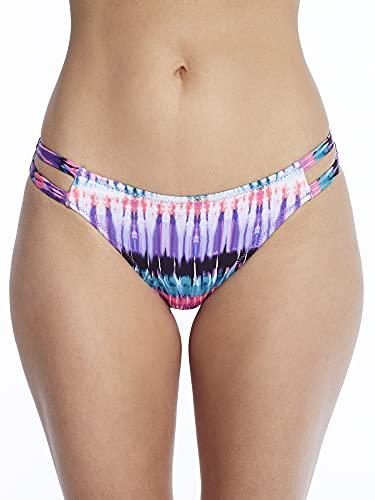 Miss Mandalay The Hills Bikini Bottom, M, Purple