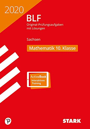 STARK BLF 2020 - Mathematik 10. Klasse - Sachsen