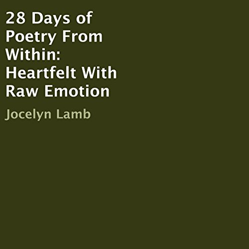 Couverture de 28 Days of Poetry from Within