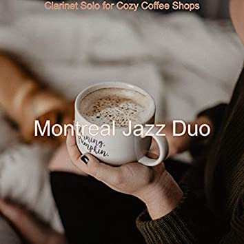Clarinet Solo for Cozy Coffee Shops