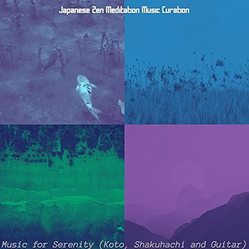Japanese Zen Meditation Music Curation