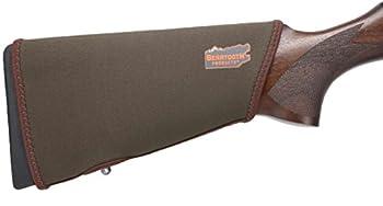 Beartooth StockGuard 2.0 - Premium Neoprene Gun Stock Cover - NO Loops Model  Brown