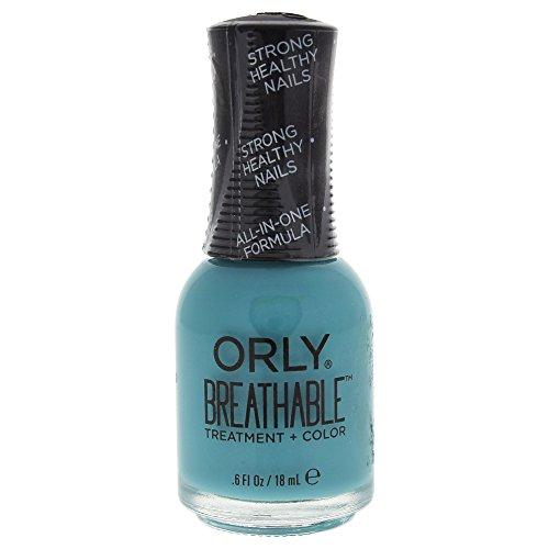 Orly Breathable Nail Color, Detox My Socks Off, 0.6 Fluid Ounce