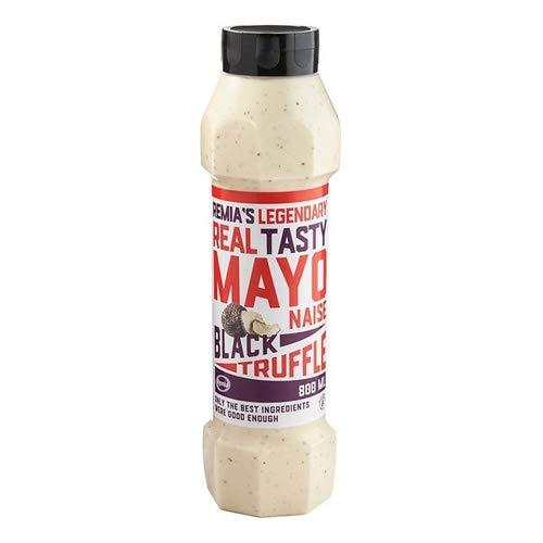 Remia - Legendary Real Tasty Mayonnaise Schwarzer Trüffel - 800ml