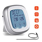 Best Digital Oven Thermometers - IMustech Digital Meat Thermometer for Oven BBQ Grill Review