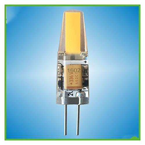 WFBD-CN Luces led 10pcs De Regulación De Gel De Sílice 110V 220V Alta Presión G4 1.5W LED