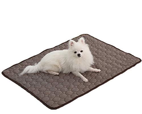 Pet Cooling Pad Extra Large Dog Summer Sleeping Mat Pet Cats Cooling Blanket Sleep Cushion Pet Supplies Keep Pets Cool Comfort for Cats and Dogs for Kennel Sofa Bed Floor Travel Car Seats