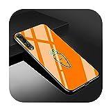 Coque de téléphone en verre trempé pour Huawei P40 P30 P20 Mate 40 30 20 10 Pro Lite Plus P Smart...