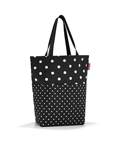 Reisenthel cityshopper 2 Einkaufstasche, Polyester, mixed dots, 47 cm