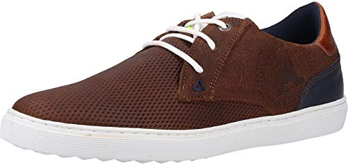 Gaastra 1912 245501 Herren Sneakers Cognac, EU 45